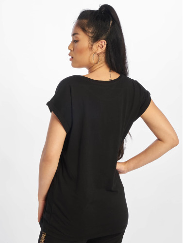 in Mujeres Fingers Camiseta Tee Mister negro qWwBZIwnF