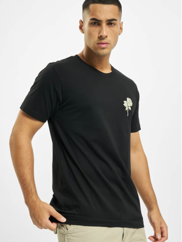 Mister Tee Hombres Camiseta Wasted Youth in negro