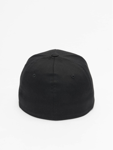 Mister Tee Flexfitted Cap Compton Curved in schwarz