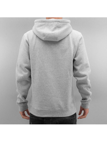 Mister Tee Herren Hoody Get Money in grau