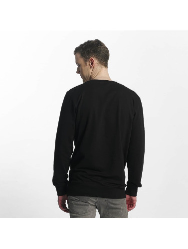 Mister Tee Hombres Jersey Santa Christmas in negro