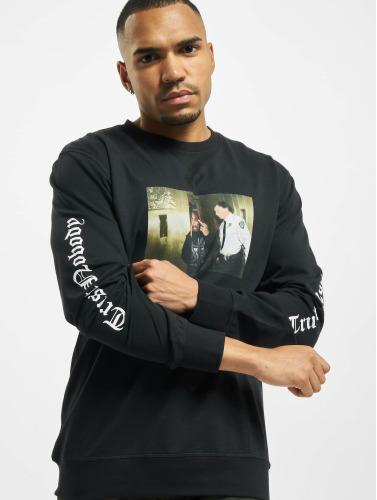 Mister Tee Hombres Jersey Tupac Trust Nobody in negro