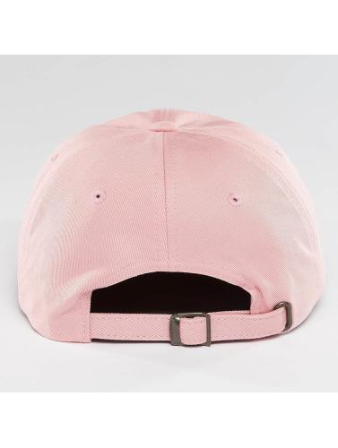 Mister Tee Snapback Cap Compton in pink