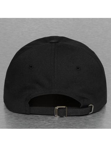 Mister Tee Snapback Cap Beer in schwarz