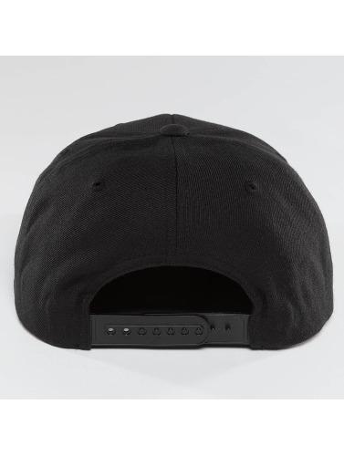 Mister Tee Snapback Cap S.I.N.N. in schwarz