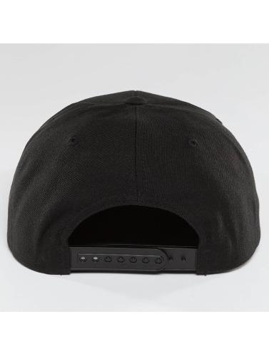 Mister Tee Snapback Cap NASA in schwarz