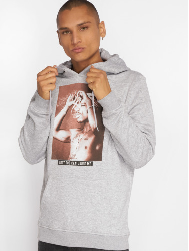 Mister Tee Hombres Sudadera O.G.C.J.M in gris
