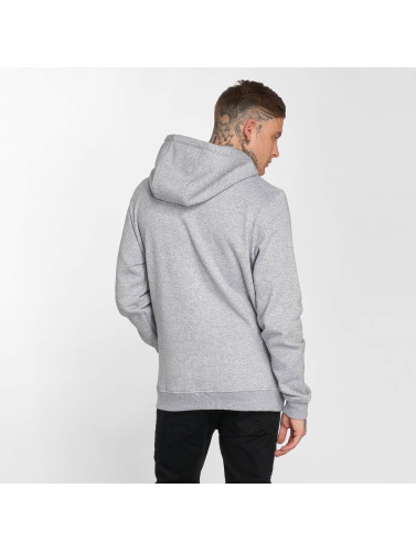 Mister Tee Hombres Sudadera Pray in gris