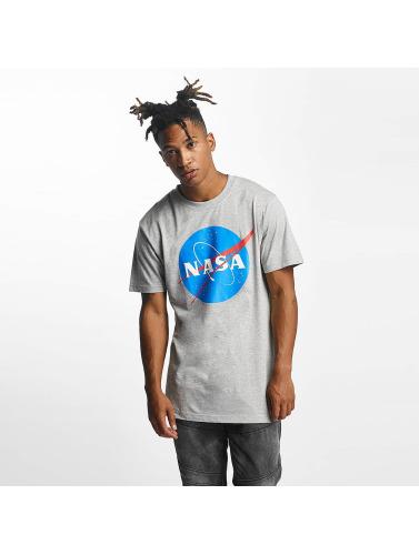 Mister Tee Herren T-Shirt NASA in grau