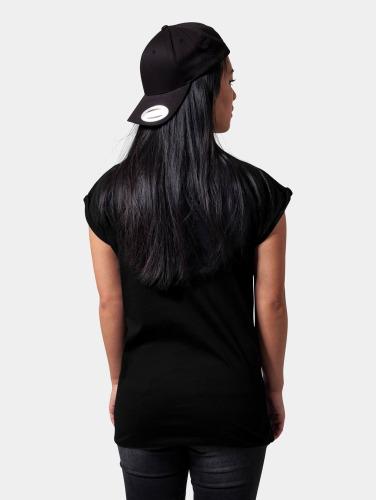 Mister Tee Damen T-Shirt Ladies The Doors Warm in schwarz
