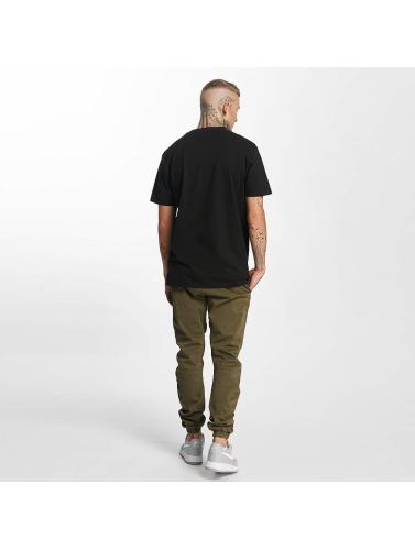 Mister Tee Herren T-Shirt Naughty by Nature 90s in schwarz
