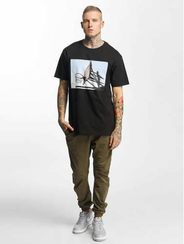 Mister Tee Herren T-Shirt All Day Everyday Day in schwarz