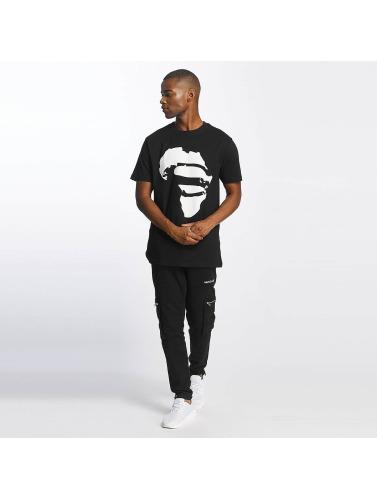 Mister Tee Herren T-Shirt Tribe in schwarz