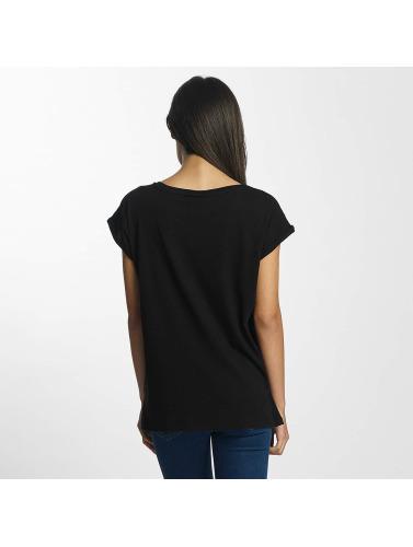 Mister Tee Damen T-Shirt Love Yourself in schwarz