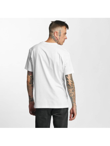 Mister Tee Herren T-Shirt Brooklyn in weiß