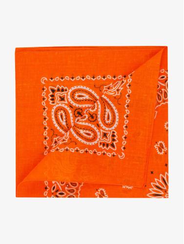 MSTRDS Bandana Printed in orange