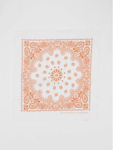 MSTRDS Bandana Printed in weiß