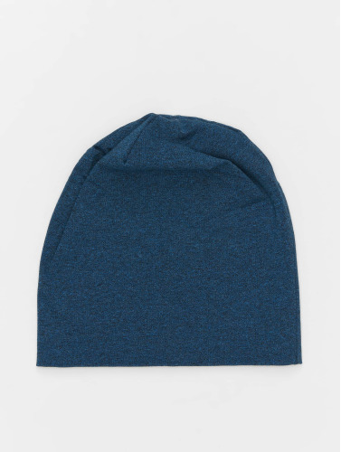MSTRDS Beanie Heather Jersey in blau