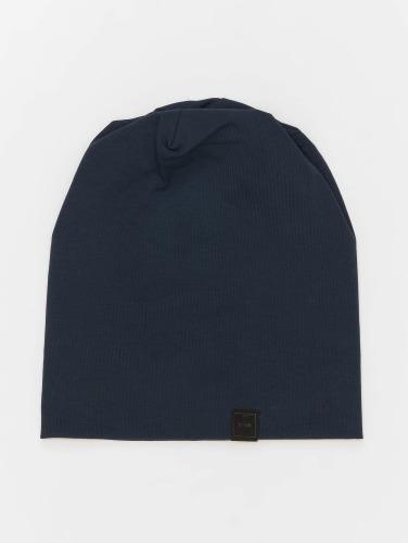 MSTRDS Beanie Jersey in blau