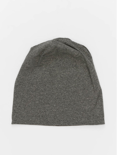 MSTRDS Beanie Heather Jersey in grau
