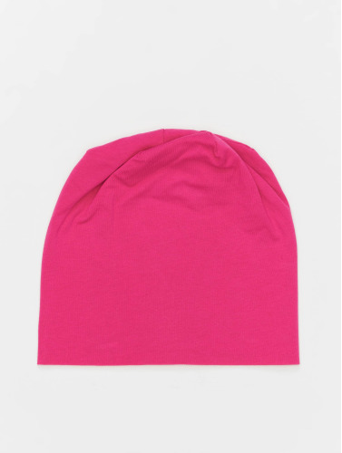 MSTRDS Beanie Jersey in pink