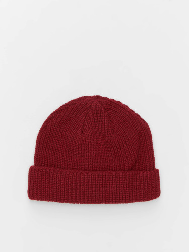 MSTRDS Beanie Fisherman II in rot