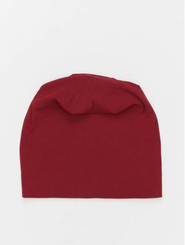 MSTRDS Beanie Jersey in rot