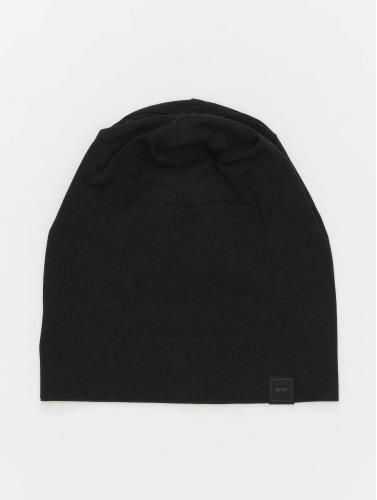 MSTRDS Beanie Jersey in schwarz