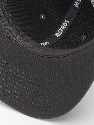 MSTRDS Snapback Cap Money Clip in grau