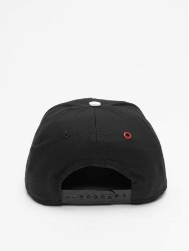 MSTRDS Snapback Cap G Letter in schwarz