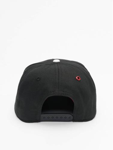 MSTRDS Snapback Cap I Letter in schwarz