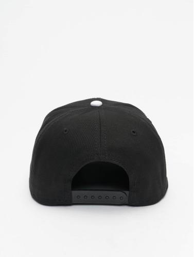 MSTRDS Snapback Cap M Letter in schwarz
