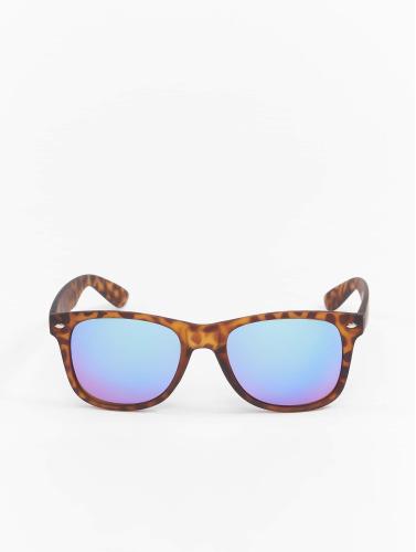 MSTRDS Sonnenbrille Likoma Mirror in braun