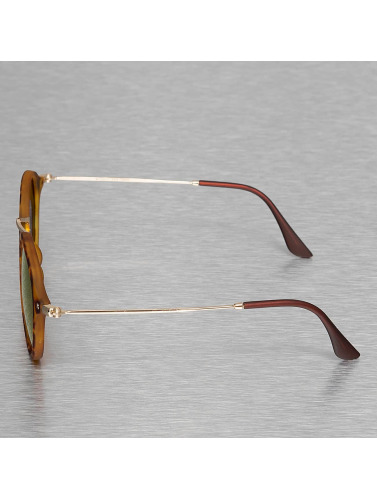 MSTRDS Sonnenbrille Spy Polarized Mirror in braun