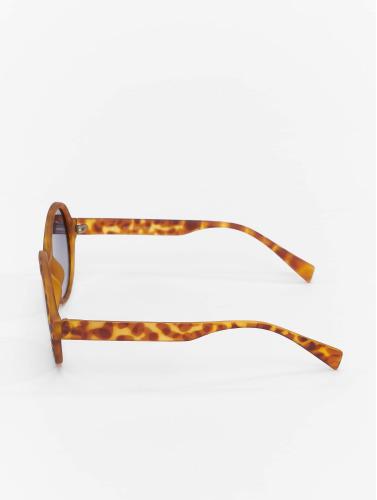 MSTRDS Sonnenbrille Retro Funk Polarized Mirror in braun