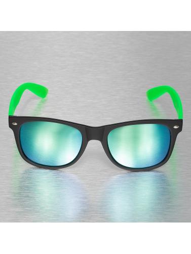 MSTRDS Sonnenbrille Likoma Mirror in schwarz