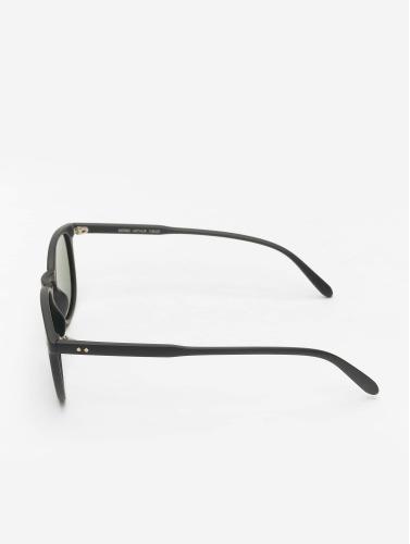 MSTRDS Sonnenbrille Arthur Polarized Mirror in schwarz