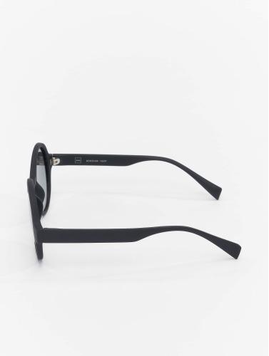 MSTRDS Sonnenbrille Retro Funk Polarized in schwarz