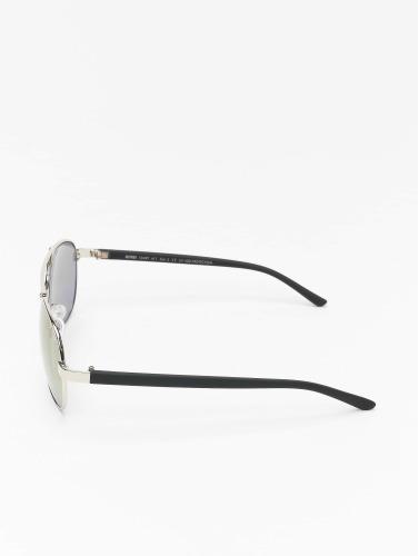 MSTRDS Herren Sonnenbrille Shades Mumbo Mirror in silberfarben