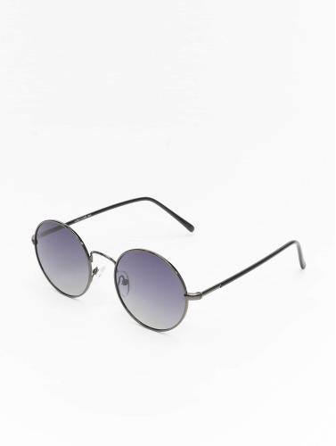 MSTRDS Sonnenbrille Flower Mirror in silberfarben