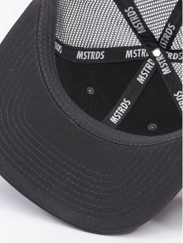 MSTRDS Trucker Cap Money Clip in grau