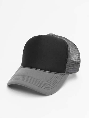 MSTRDS Trucker Cap High Profile Baseball in grau
