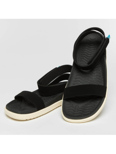 Native Mujeres Chanclas / Sandalias Juliet in negro