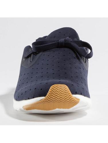 Native Sneaker Apollo Moc in blau