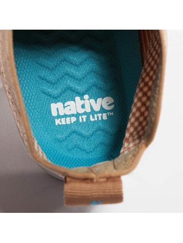 Native Mujeres Zapatillas de deporte AP Rover LiteKnit in beis