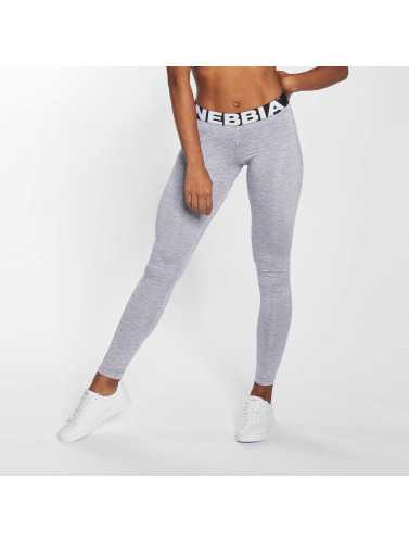 Nebbia Damen Legging Basic in grau