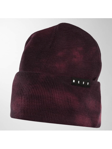 NEFF Beanie Lawrence Washed in rot