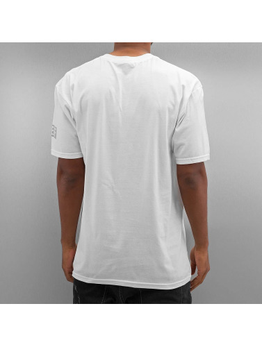 NEFF Hombres Camiseta Abstract Mickey Face in blanco