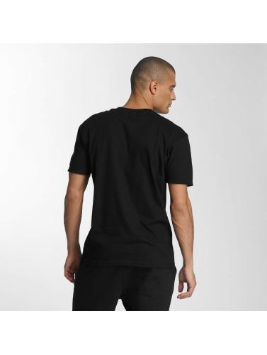 NEFF Hombres Camiseta New World Push in negro