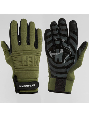 NEFF Handschuhe Daily in olive
